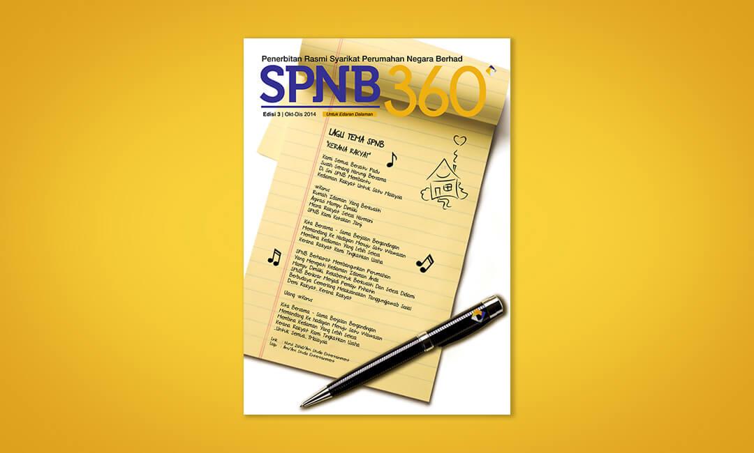 Image SPNB 360: Edisi 3